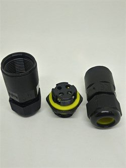 M648B-2P-9-12MM Ip68 Ek Mufu