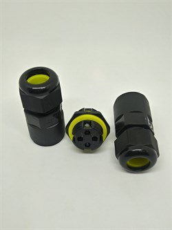 M684B-3P-9-12MM Ip68 Ek Mufu