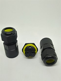 M684B-4P-9-12MM Ip68 Ek Mufu